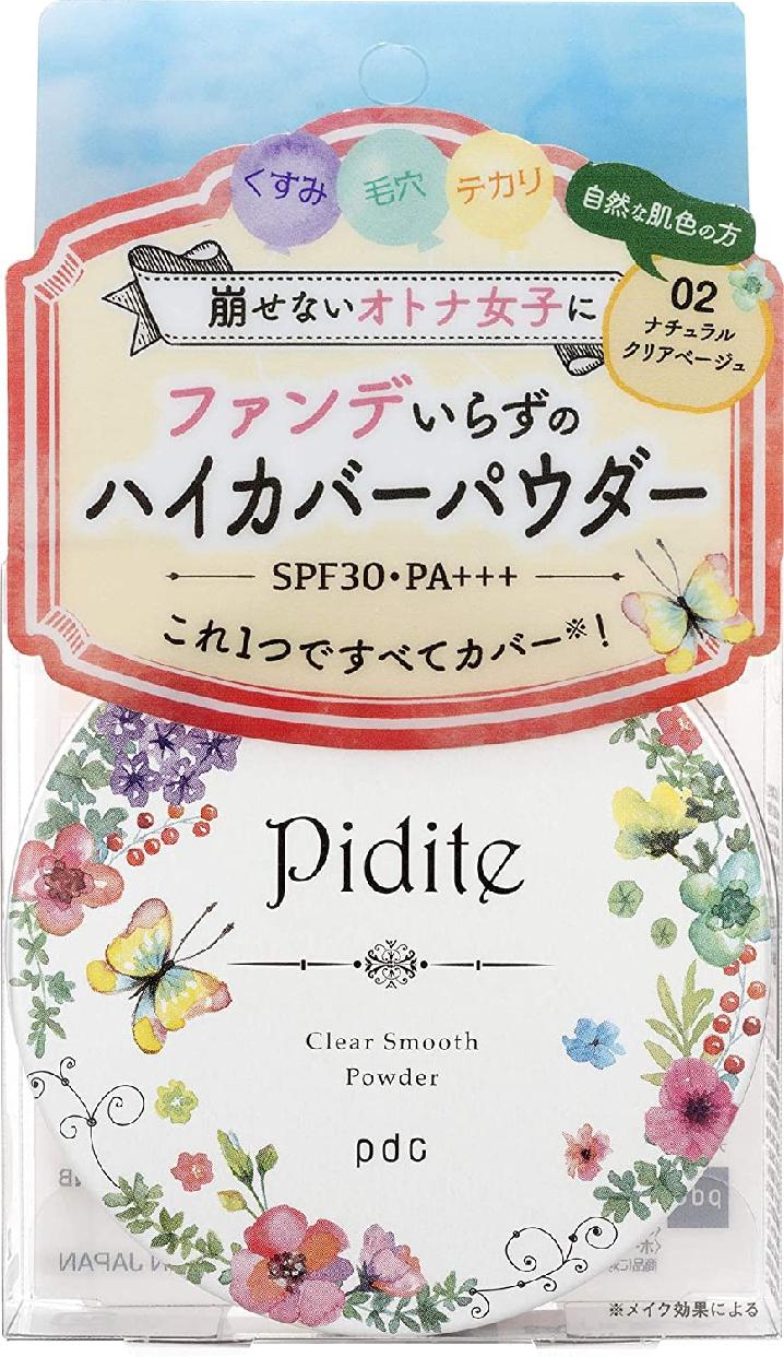 Pidite(ピディット) クリアスムースパウダー