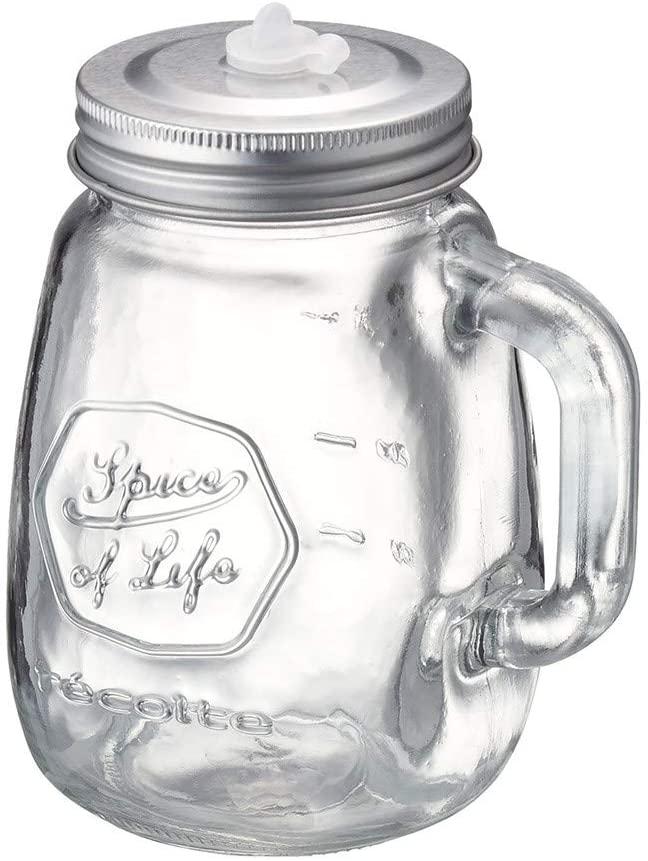 récolte(レコルト)ソロブレンダーソラン用 ガラスジャー RSB-3GJ シルバーの商品画像