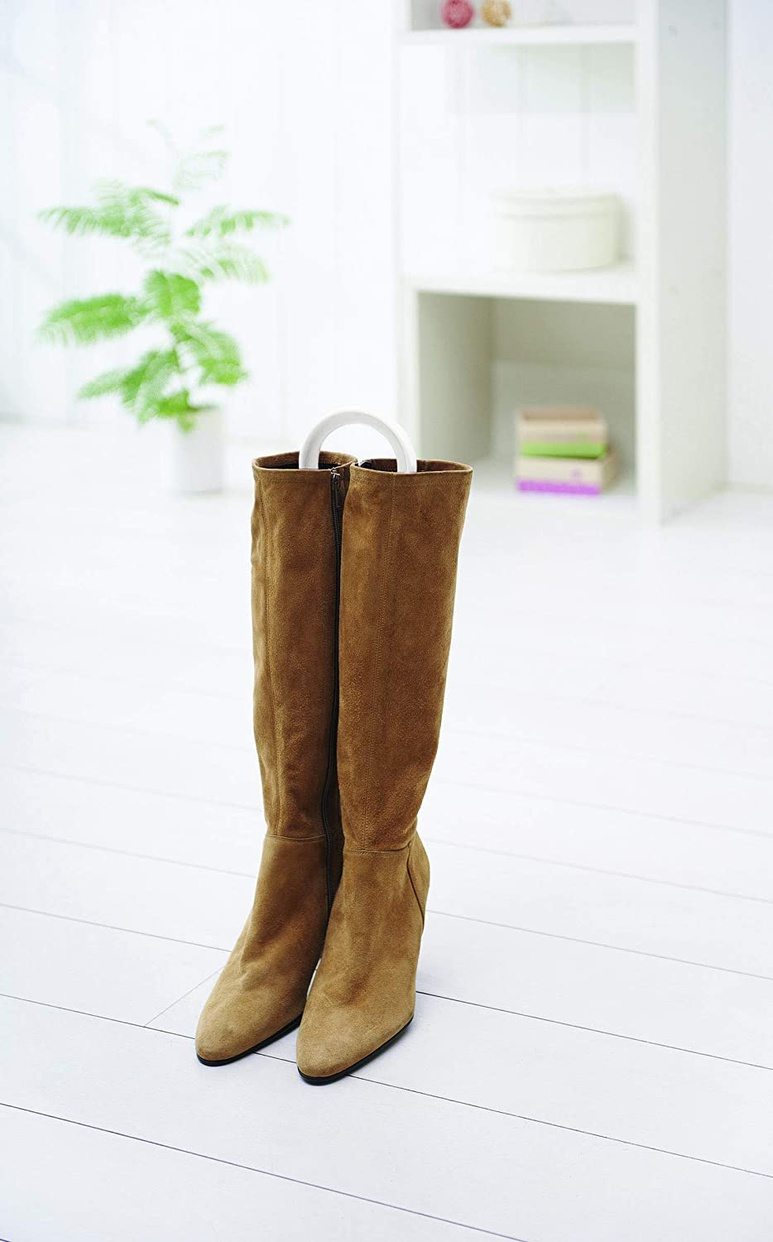 Like it(ライクイット) 靴収納ブーツキーパークリップの商品画像3