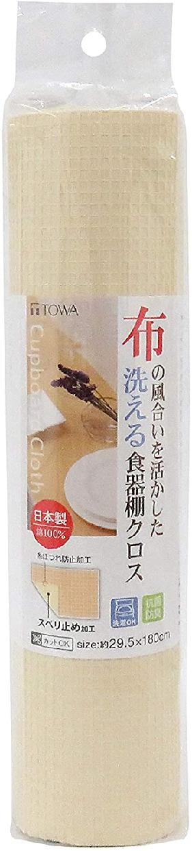 東和産業(TOWA) CW 食器棚クロスの商品画像
