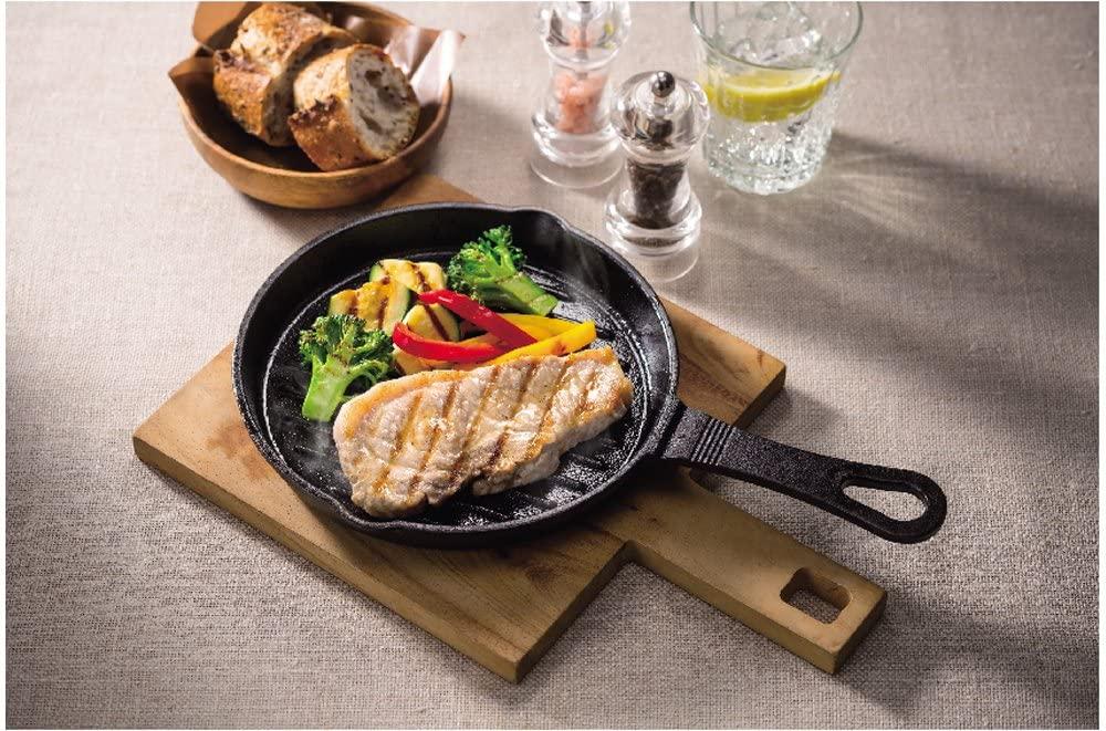 イシガキ産業 スキレット オーブン 3969の商品画像6
