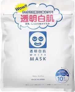 透明白肌 ホワイトマスクNの商品画像5