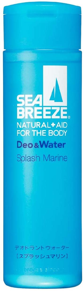 SEA BREEZE(シーブリーズ) デオ&ウォーターの商品画像2