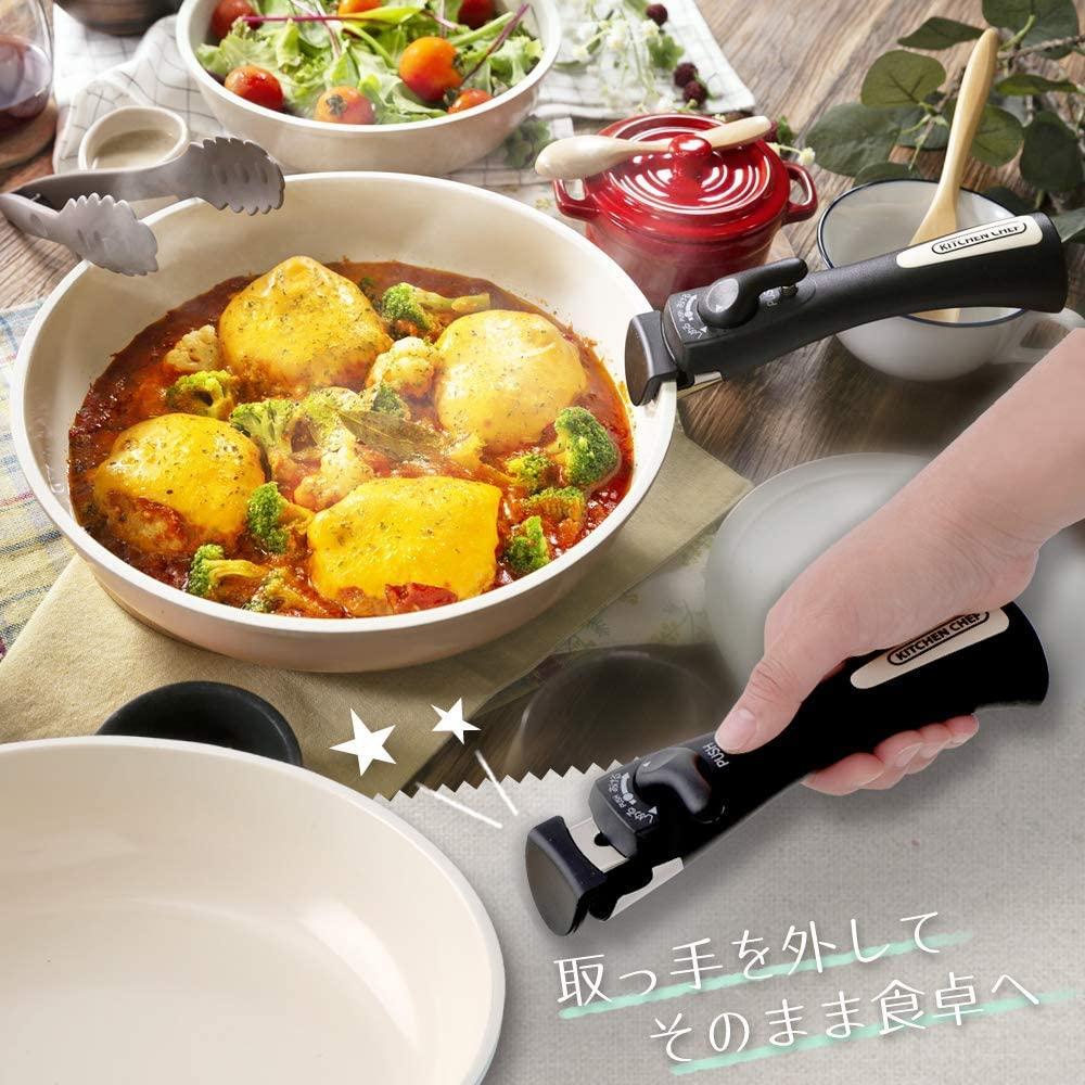 IRIS OHYAMA(アイリスオーヤマ)セラミックカラーパン 6点セットの商品画像2