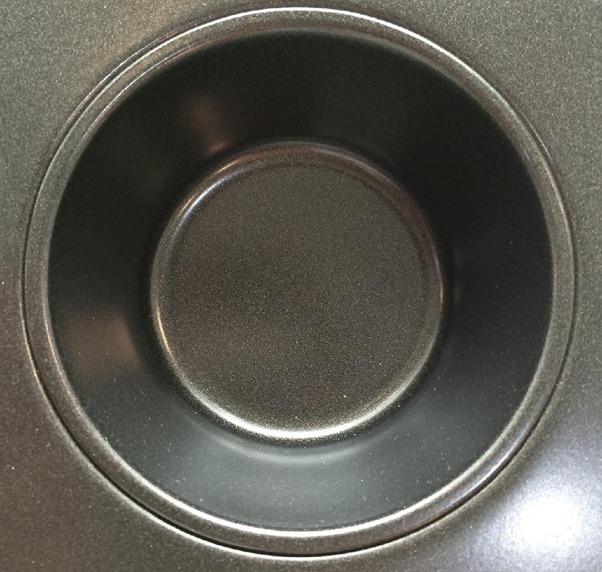 EEスイーツ(イーイースイーツ)マフィン型 D-4838 ブラックの商品画像4