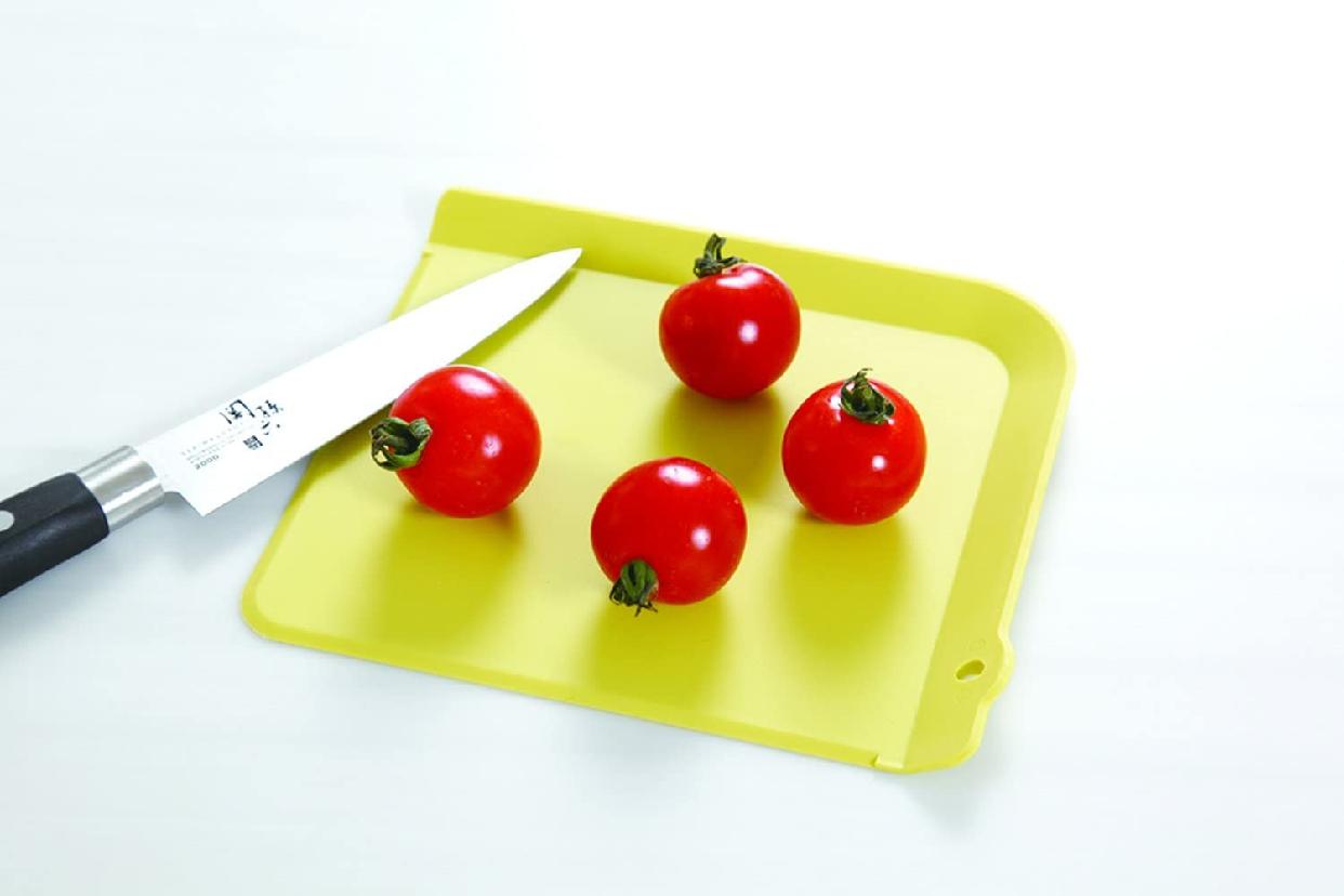 Pre-mier(プルミエ) 使い分け抗菌プチまな板3 3色セットの商品画像4