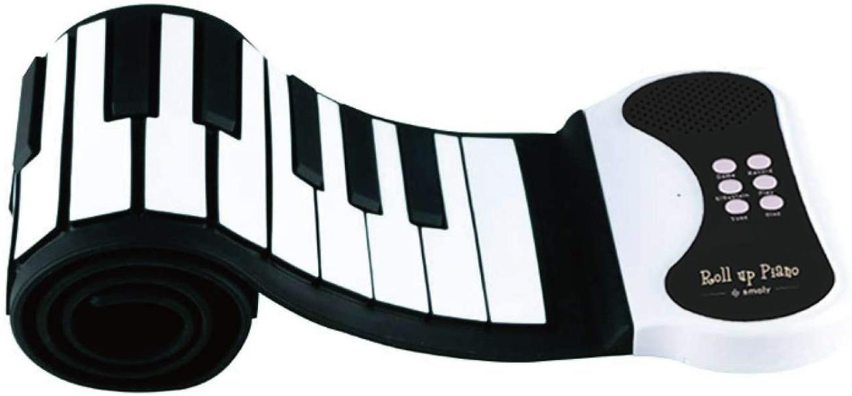 SMALY(スマリー) ロールアップピアノ 49鍵盤 SMALY-PIANO-49の商品画像
