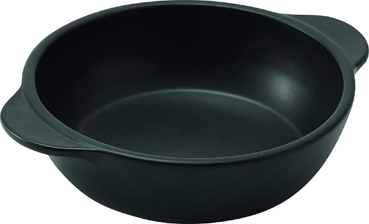 Graceramic(グレイスラミック) 陶製深型両手スキレットパン 17cmの商品画像2