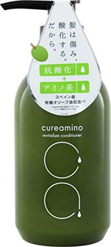 位:cureamino(キュアミノ) リバイタライズコンディショナー