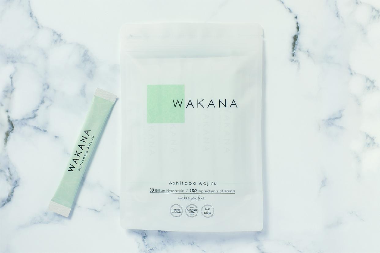 WAKANA(ワカナ)アシタバアオジルの商品画像