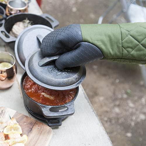 GLUTTON(グラットン) オーブン グローブ A515-543DGY D.GRAYの商品画像4