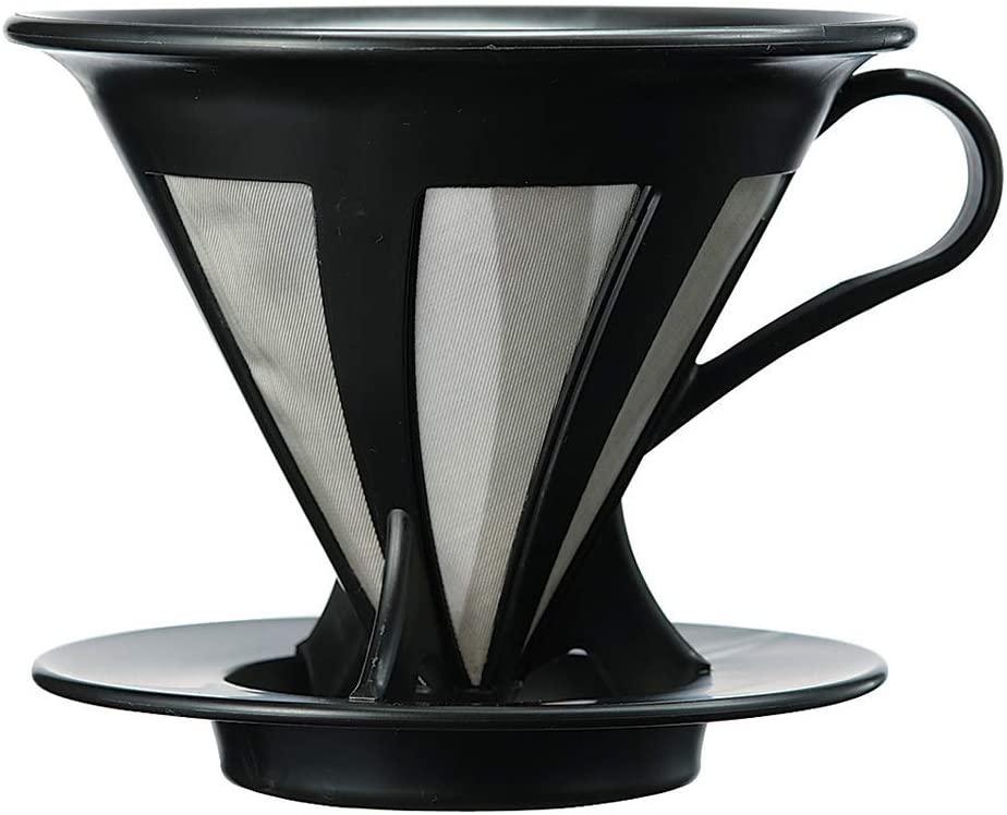 HARIO(ハリオ) カフェオールドリッパー02 ブラック CFOD-02Bの商品画像