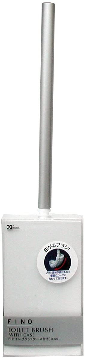 LEC(レック) FINO トイレブラシ ケース付きの商品画像7