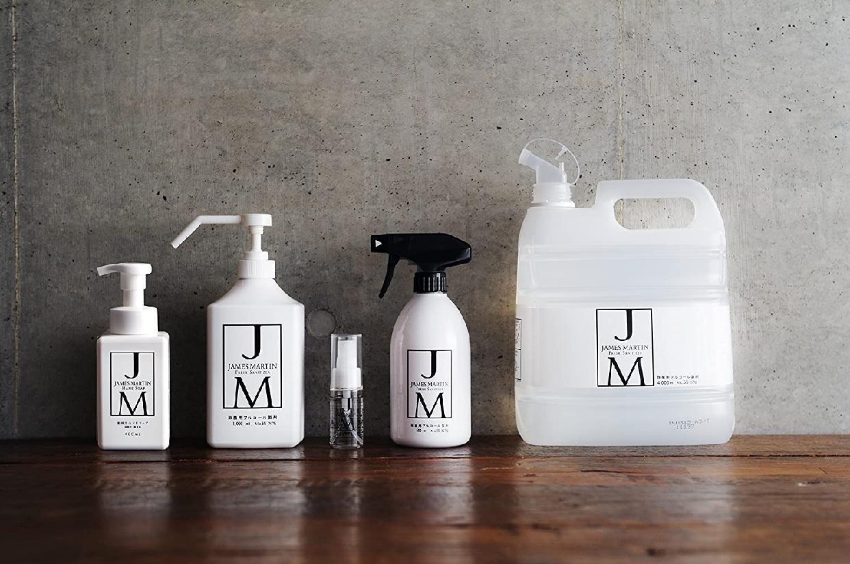 JAMES MARTIN(ジェームズマーティン) 薬用泡ハンドソープの商品画像4