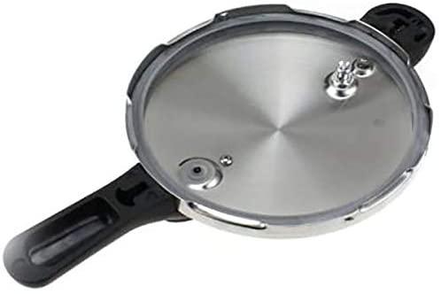 パール金属(PEARL) クイックエコ 3層底切り替え式圧力鍋 H-5041の商品画像10