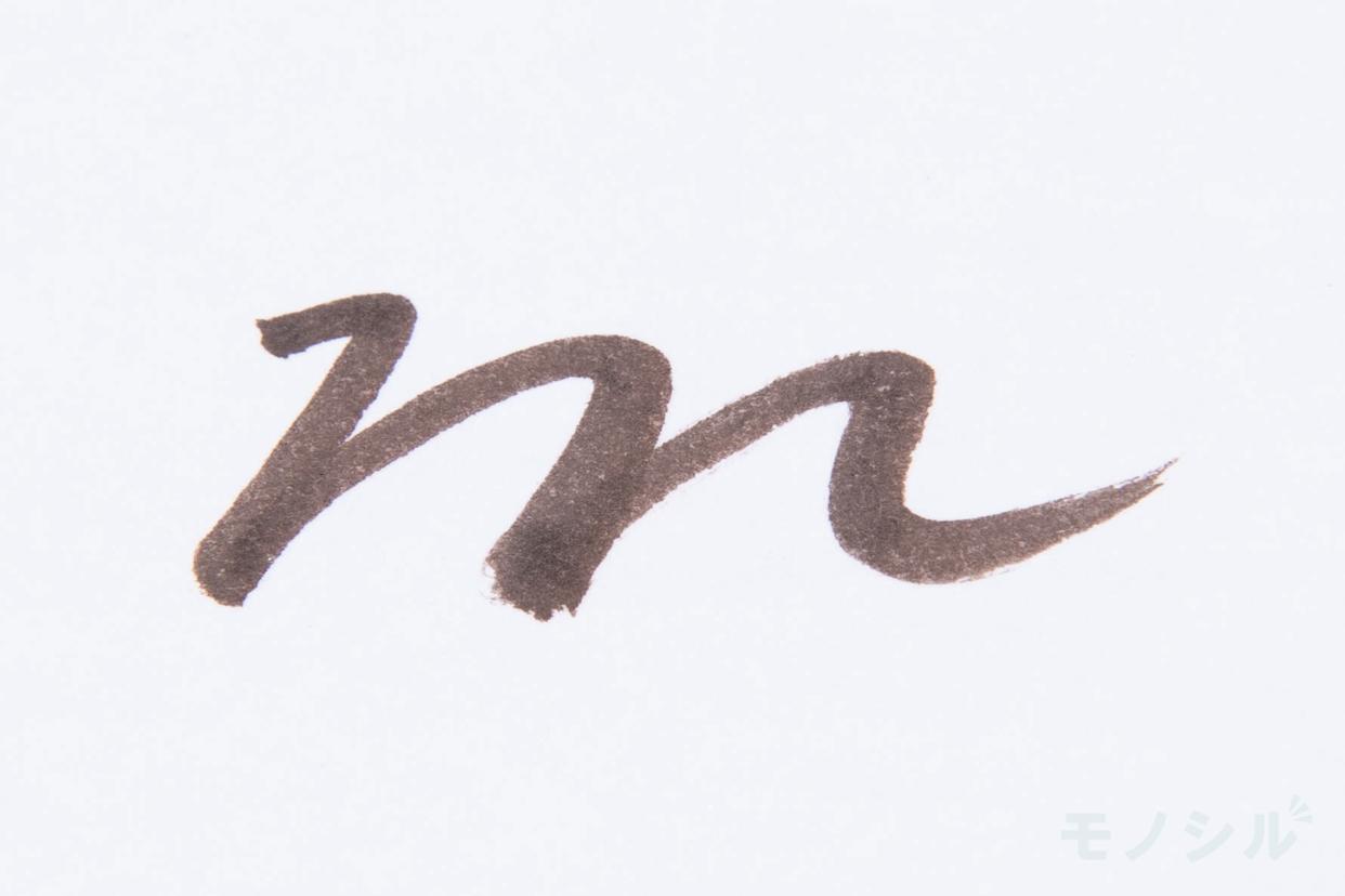 ヒロインメイクスムースリキッドアイライナー スーパーキープの商品を塗った際の太さの検証