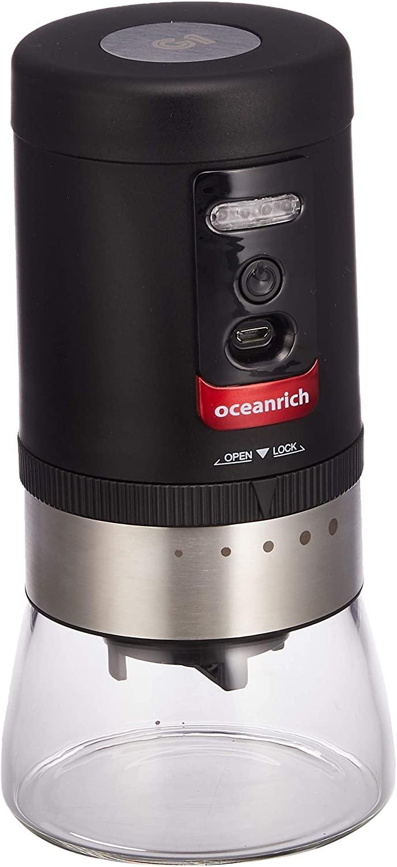 Oceanrich(オーシャンリッチ)) 自動コーヒーミル G1 UQ-ORG1BLの商品画像