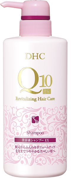DHC(ディーエイチシー) Q10美容液シャンプーEX