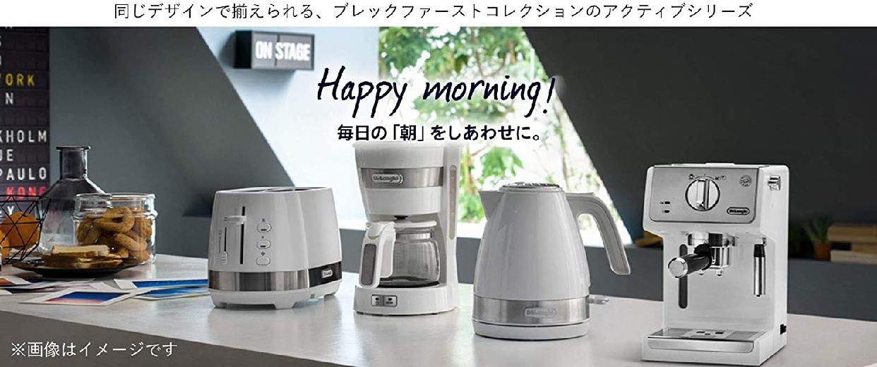 De'Longhi(デロンギ)ドリップコーヒーメーカー ICM14011Jの商品画像6