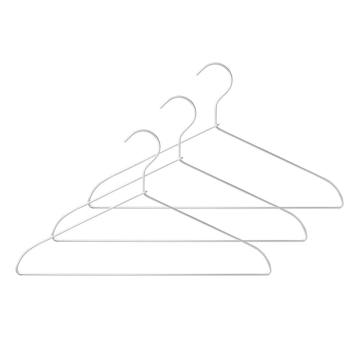 無印良品(MUJI) アルミ洗濯用ハンガー