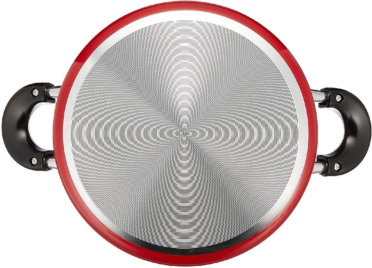 パール金属(PEARL) オンリーワン・ステージ 寸胴鍋 21cm ガラス鍋蓋付 HB-1448の商品画像4