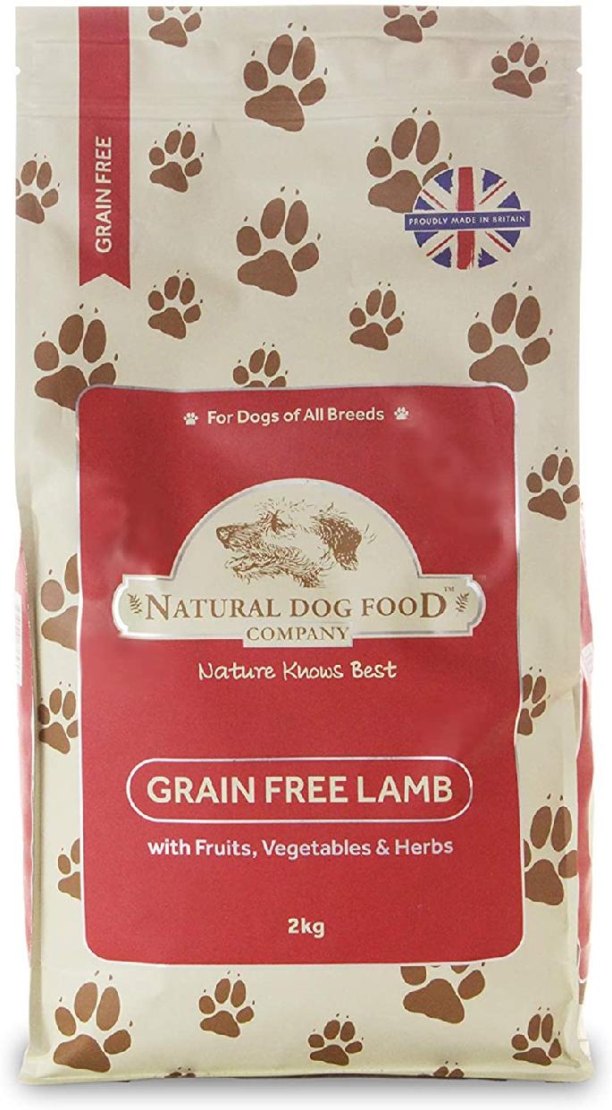 NATURAL DOG FOOD(ナチュラルドッグフード) アランズナチュラルドッグフード・ラムの商品画像