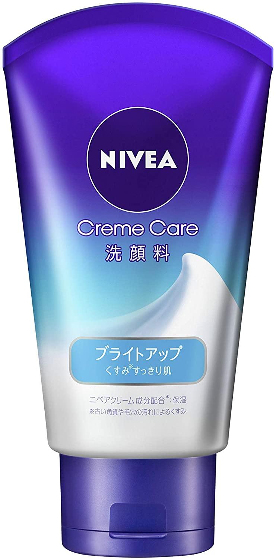 NIVEA(ニベア) クリームケア洗顔料 ブライトアップ
