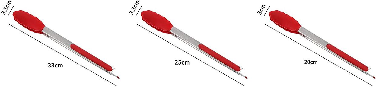 LOKIPA(ロキパ) トング シリコン 3サイズセットの商品画像7