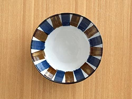 Tableware East(テーブルウェアイースト) 中鉢 青茶サビ十草の商品画像4