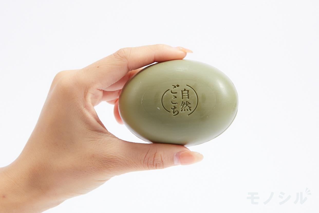 自然ごこち(シゼンゴコチ) 茶 洗顔石けんの商品画像2