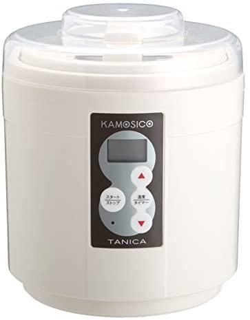 醸壷(カモシコ)発酵食メーカー  KS-12W アイボリーの商品画像2