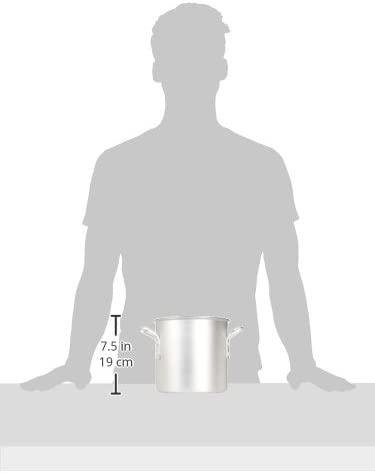 TKG(ティーケージー) アルミニウム寸胴鍋 18cm 目盛付 AZV-63の商品画像6