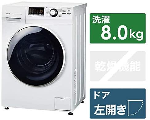 AQUA(アクア) ドラム式全自動洗濯機 AQW-FV800E