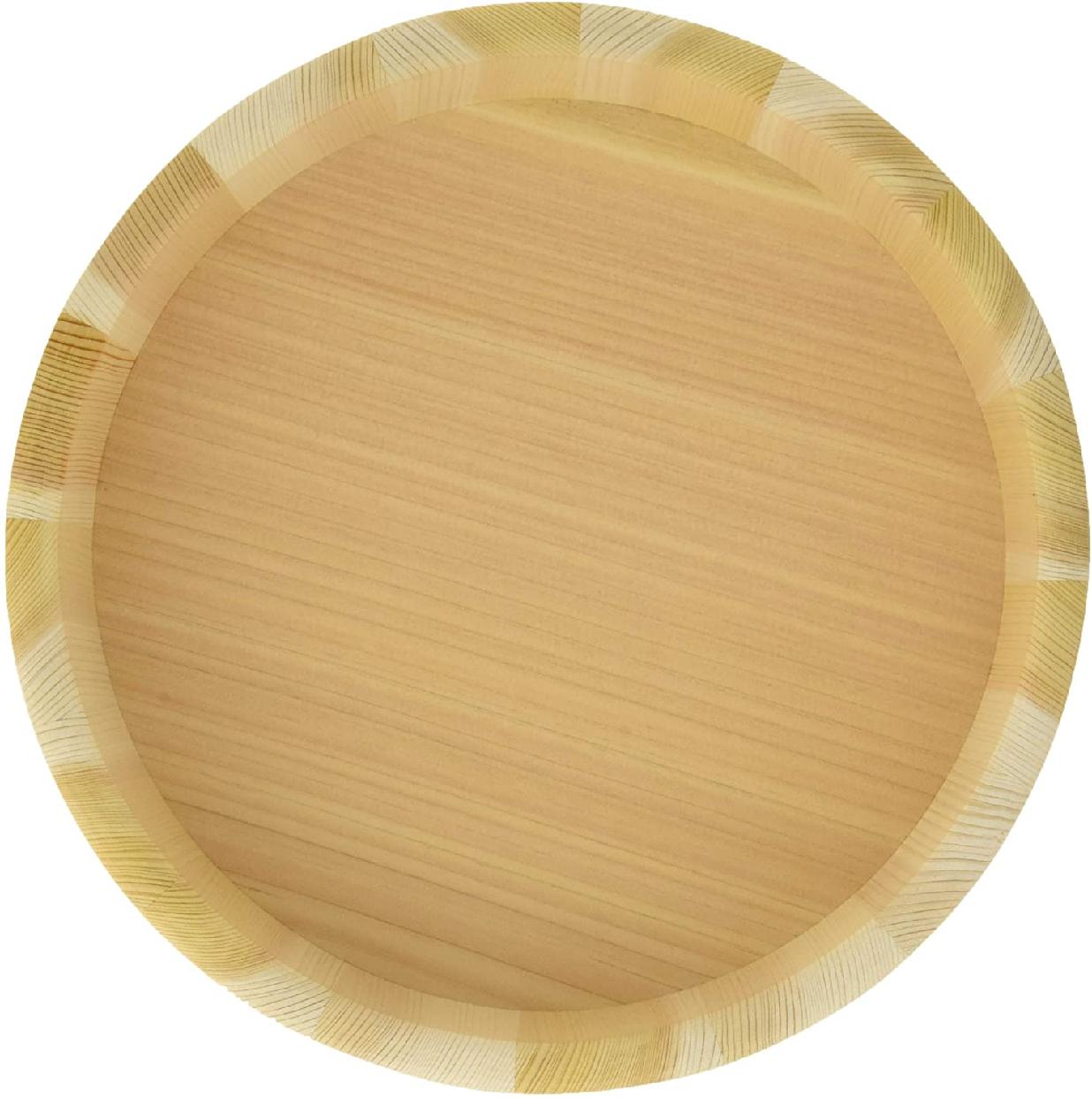 星野工業 飯台 寿司桶 24cmの商品画像3