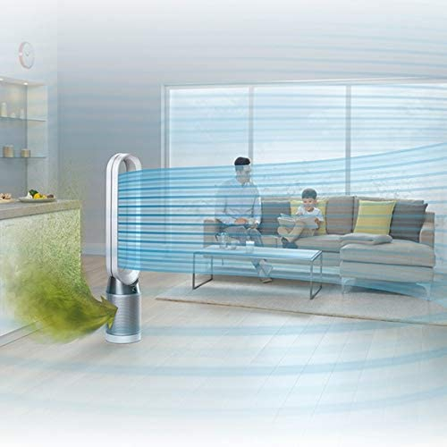 Dyson(ダイソン) Pure Cool 空気清浄タワーファン TP04 WS Nの商品画像5