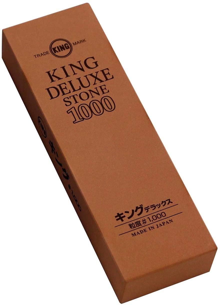 キング キングデラックス No.1000(標準型) 207x66x34 粒度:#1000 中仕上げ用 ベージュの商品画像