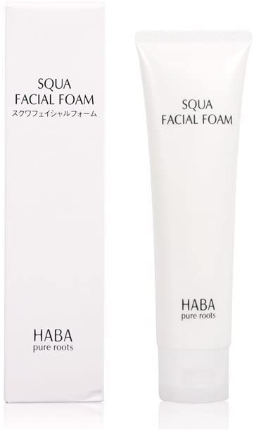HABA(ハーバー) ピュアルーツ スクワフェイシャルフォームの商品画像