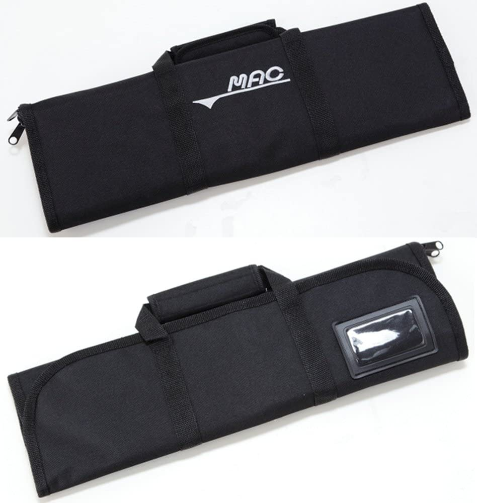 MAC(マック) KR-108 Knife Roll Carrying Bag 包丁ロールバッグ ブラックの商品画像2