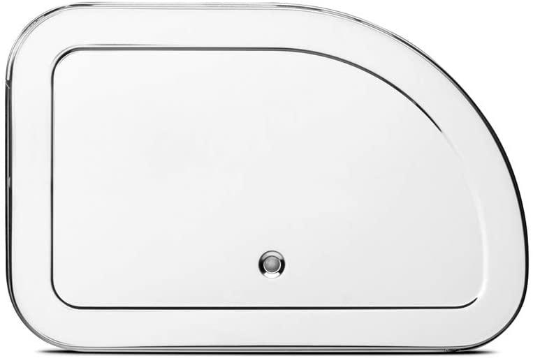 BRABANTIA(ブラバンシア) ブレッドビン ミディアム クローム シルバー 339585の商品画像3