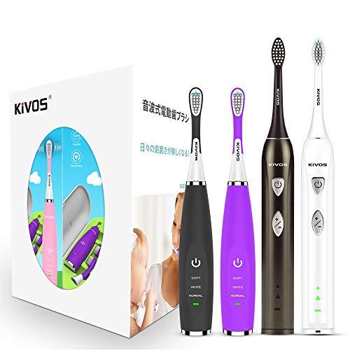KIVOS(きぼす)子供電動歯ブラシ S42の商品画像