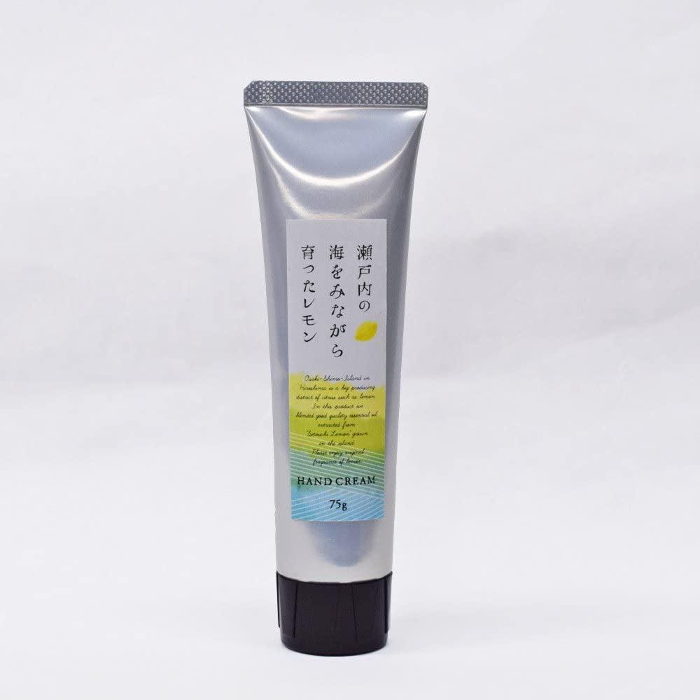 DAILY AROMA JAPAN(デイリーアロマジャパン) 瀬戸内レモン ハンドクリームの商品画像
