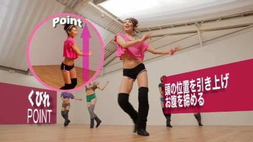 NIPPON COLUMBIA(ニホンコロムビア) 7ミニッツ・ダンスダイエット ~ウエストシェイプ~の商品画像2