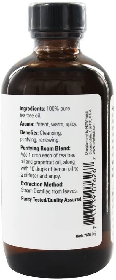 NOW(ナウ)Tea Tree Oilの商品画像3