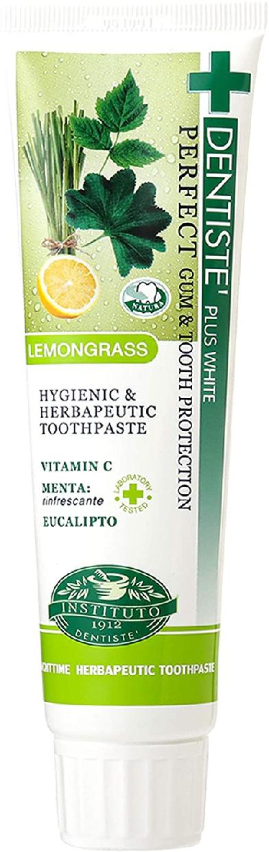 DENTISTE(デンティス)レモングラス チューブタイプの商品画像