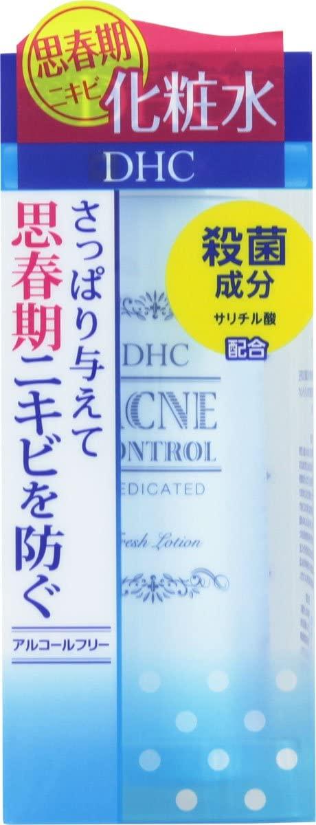 DHC(でぃーえいちしー)薬用アクネコントロール フレッシュローションの商品画像