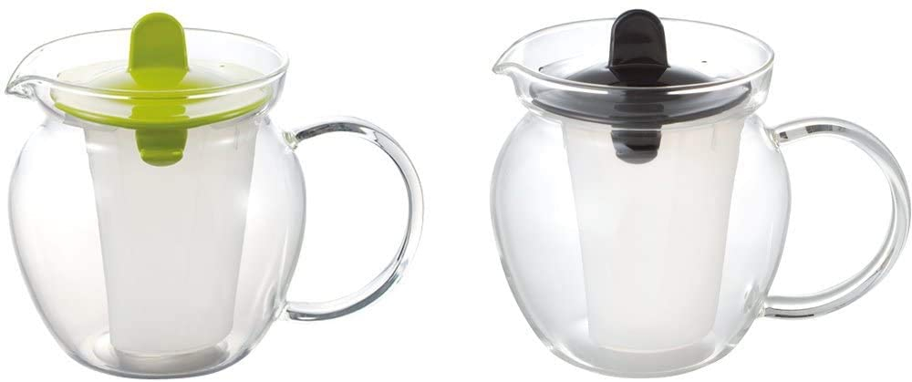 iwaki(イワキ) お茶ポット 480ml ブラック K853T-BKの商品画像7
