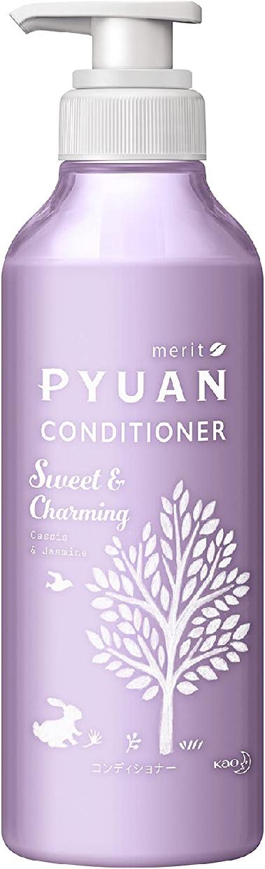 merit PYUAN(メリット ピュアン) スウィート&チャーミング クレンズケアシャンプーの商品画像