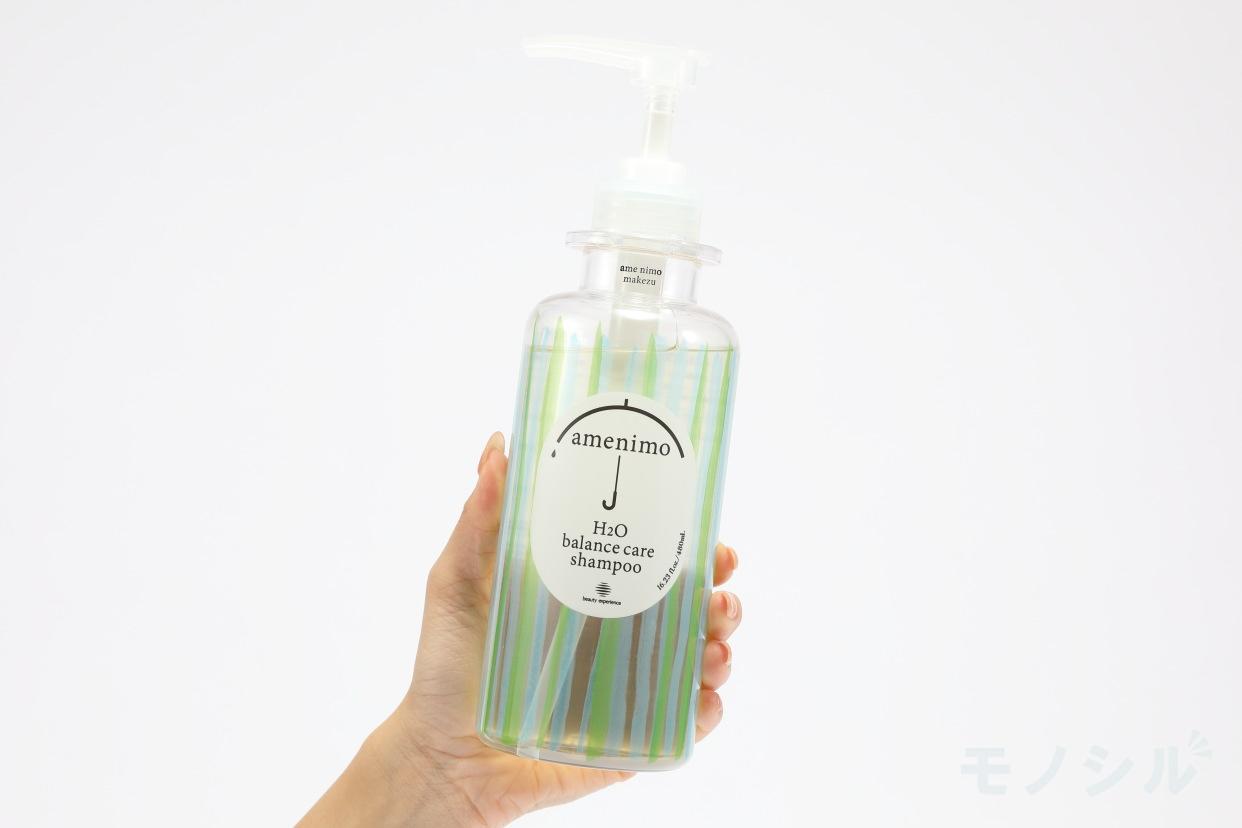 amenimo(アメニモ) H2O バランスケア シャンプーの手持ちの商品画像