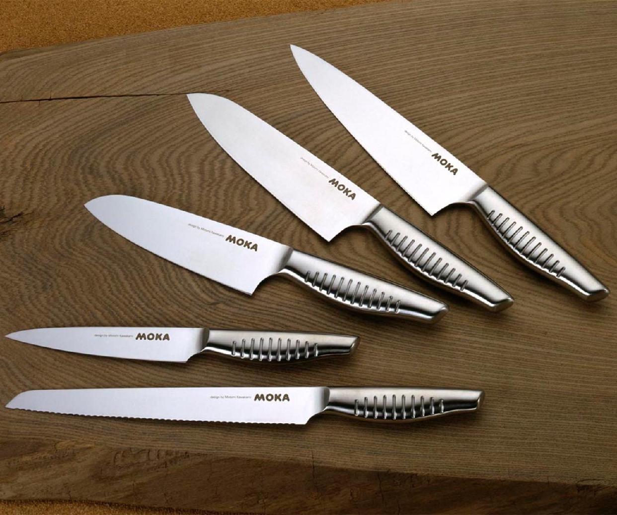 MOKA(モカ) ペティナイフ 58901 刃渡り130mmの商品画像2