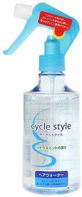 第一石鹸 サイクルスタイルヘアウォーターの商品画像